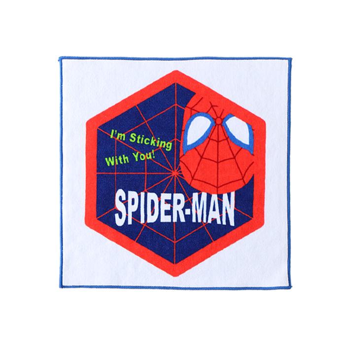SPIDER MAN タオルハンカチ