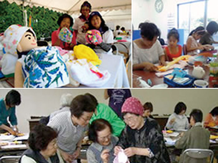 Iwate Hospice Association Social Activities