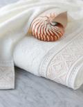 繊維の宝石海島綿「セントヴィンセント」 ワイドバスタオル